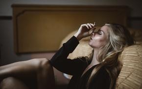 Картинка сигарета, Marissa, Jesse Herzog