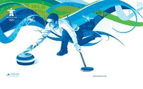 Картинка ванкувер, олимпиада 2010, кёрлинг