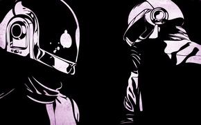 Картинка Daft Punk, thomas bangalter, guy manuel de homem christo