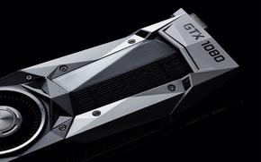 Картинка GTX, Nvidia, GeForce, архитектура, pascal, нвидиа, 1080, новое поколение