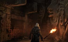 Картинка Пират, Ubisoft, Ассасин, Эдвард Кенуэй, Assassin's Creed IV: Black Flag, Edward Kenway