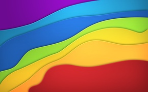 Обои Цвета, Краски, Color, Colorful