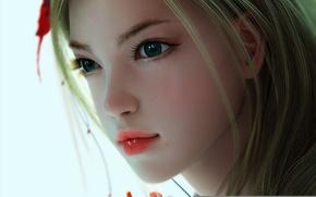 Картинка девушка, фентези, арт