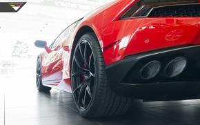 Картинка Lamborghini, Vorsteiner, Huracan