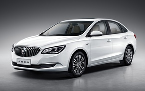 Обои 2015, buick, excelle, gt, бьюик
