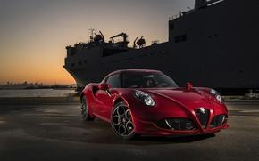 Картинка Alfa Romeo, 2014, Spider Concept