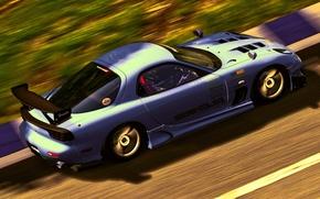 Картинка Mazda RX7, Mazda Racing, Mazda Tuning, Mazda cars, Mazda RX7 wallpaper, Mazda RX7 race