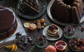 Картинка торт, пирожное, фрукты, cake, десерт, сладкое, sweet, кекс, cream, dessert
