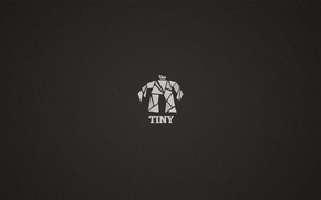 Картинка black, golem, Dota 2, Tiny