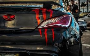 Картинка Hyundai, diablo, tuning, custom, genesis
