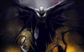 Обои темный рыцарь, Бэтмен, batman