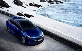 Картинка авенсис, 2015, Avensis, Toyota, тойота, универсал, Touring Sports
