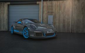 Картинка 911, Porsche, GT3, 2015