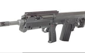 Картинка gun, weapon, rifle, assault rifle, 7.62 mm, nato, 7.62 nato, made in USA, KelTec rfb