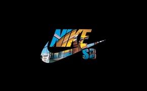 Картинка логотип, фирма, nike, just do it