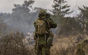 Картинка армия, солдат, Canadian Armed Forces
