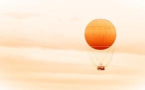 Картинка небо, спорт, шар
