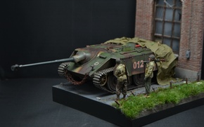Картинка игрушка, танк, Немецкий, моделька, экспериментальный, Entwicklungsfahrzeug, E 10