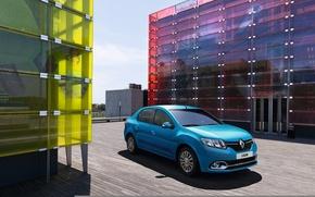 Картинка Renault, logan, old logan