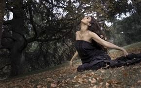 Картинка осень, Model, Rebeca Cignus