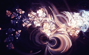 Картинка абстракция, фон, узоры