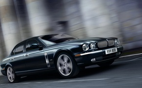 Картинка Jaguar, XJR, Portfolio