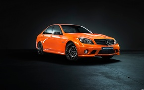 Картинка Mercedes-Benz, AMG, c63