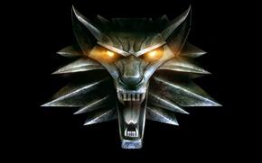 Обои The Witcher 2, злость, глаза, ВЕДЬМАК