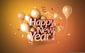 Обои new, year, minimalism, design, happy, marin mocanu, wallpaper, christmas