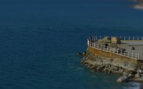 Картинка море, день, Туапсе, Пейзаж, черное море