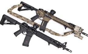 Картинка оружие, фон, винтовки, Larue Tactical, штурмовые