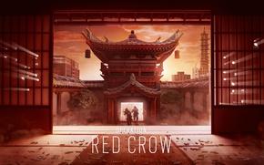 Картинка Ubisoft, Game, Tom Clancy's Rainbow Six: Siege, Operation Red Crow