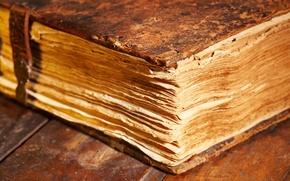 Картинка старость, книга, страницы, обложка