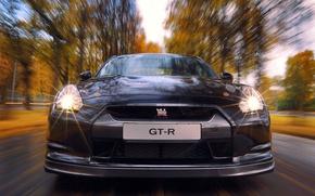 Картинка Ниссан, Машины, Nissan, GT-R, Cars, Skyline, R35, Автомобили