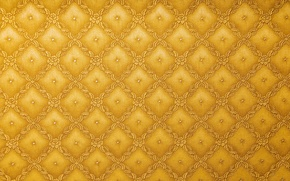 Обои текстура, обивка, желтый