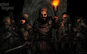 Картинка RPG, Darkest Dungeon, Red Hook Studios