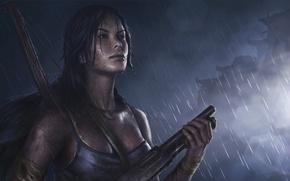 Картинка 2013, Raider, Tomb, девушка6.