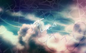 Картинка sky, live, kaws