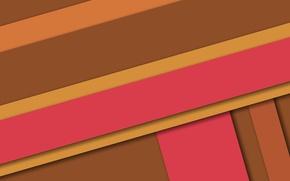 Картинка линии, розовый, коричневый, design, color, material