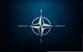 Картинка обои, флаг, Текстуры, НАТО