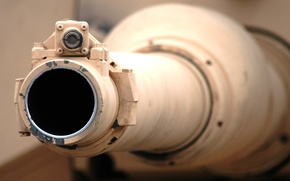 Обои танк, ствол, пушка, usa, abrams