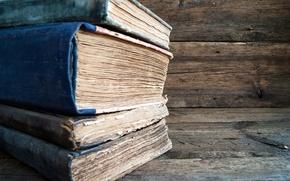 книги, раритет, старые, чтение обои