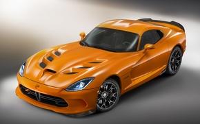 Картинка sportcar, srt, viper, 2014