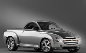 Картинка Chevrolet, Design, Silver, ASC SSR, Diamondback