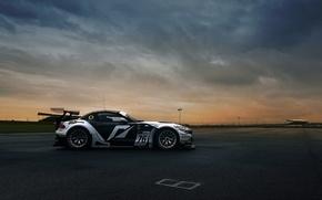 Картинка бмв, need for speed, трэк, bmw z4, гоночная машина