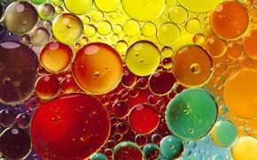 Обои пузырьки, воздух, вода, блеск, шарик