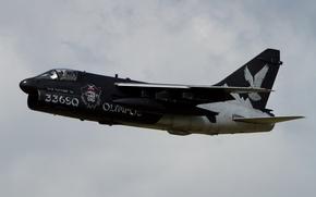 Картинка штурмовик, Corsair, «Корсар», A-7E
