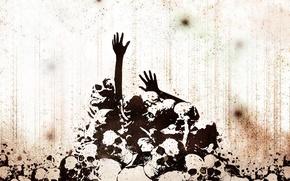 Картинка смерть, 149, Черепа, руки