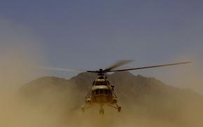 Обои вертолёт, ми-8, ми-17, mi-17, Mi-8, mil