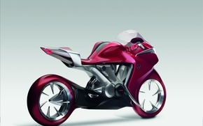 Картинка Мотоцикл, Хонда, прототип, байк, чудо-колеса